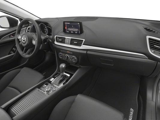 Mazda 3 Sport >> 2018 Mazda3 4 Door Sport In Tucson Az Tucson Mazda Mazda3 4 Door